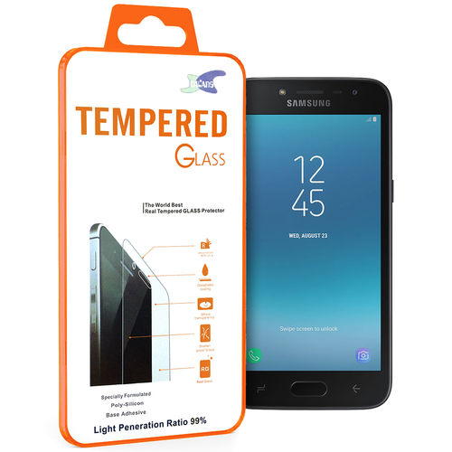 9H Tempered Glass Screen Protector for Samsung Galaxy J2 Pro (2018)